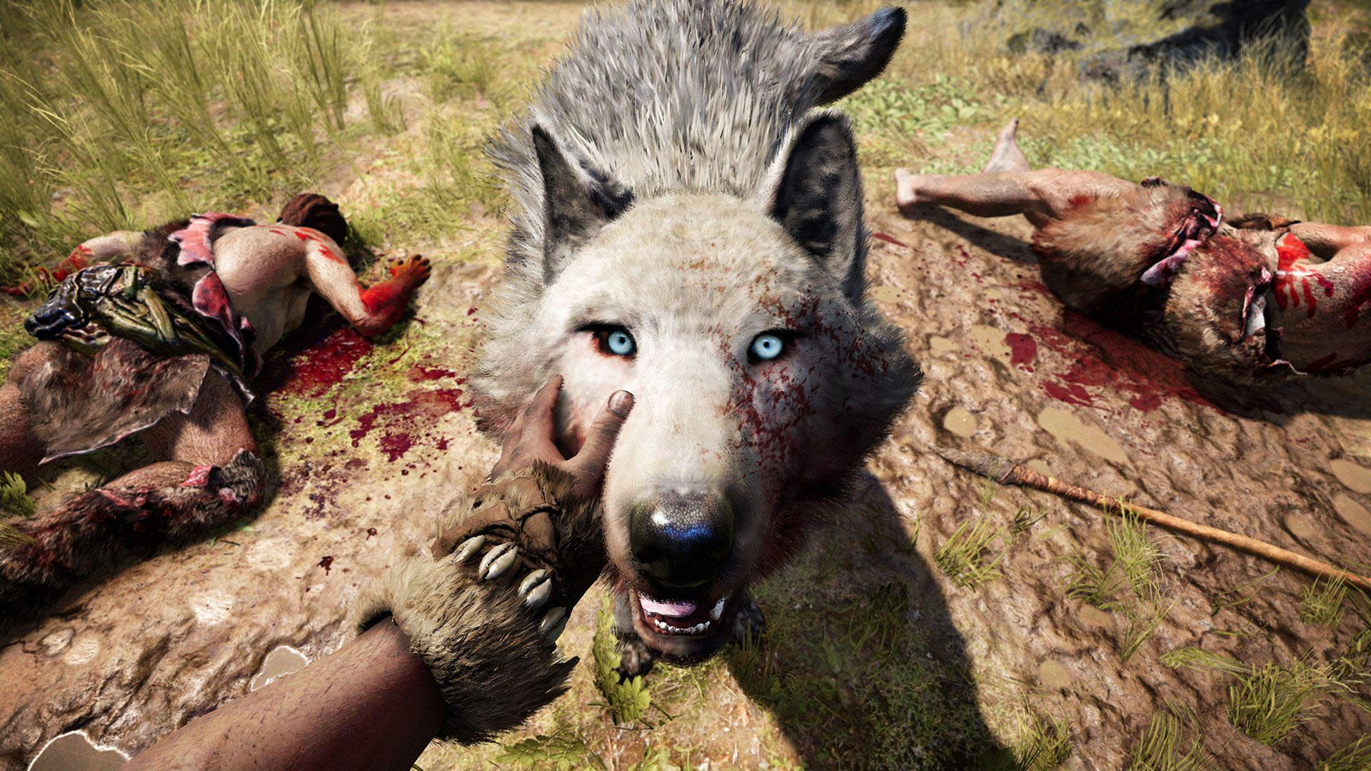 Far Cry Primal Pet