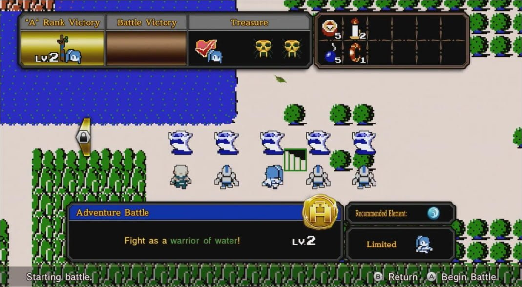 Hyrule Warriors Adventure Mode