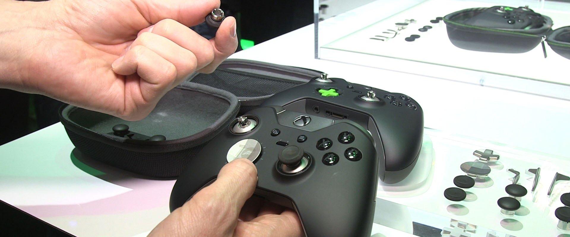Xbox Elite Controller interchangeable Thumbsticks