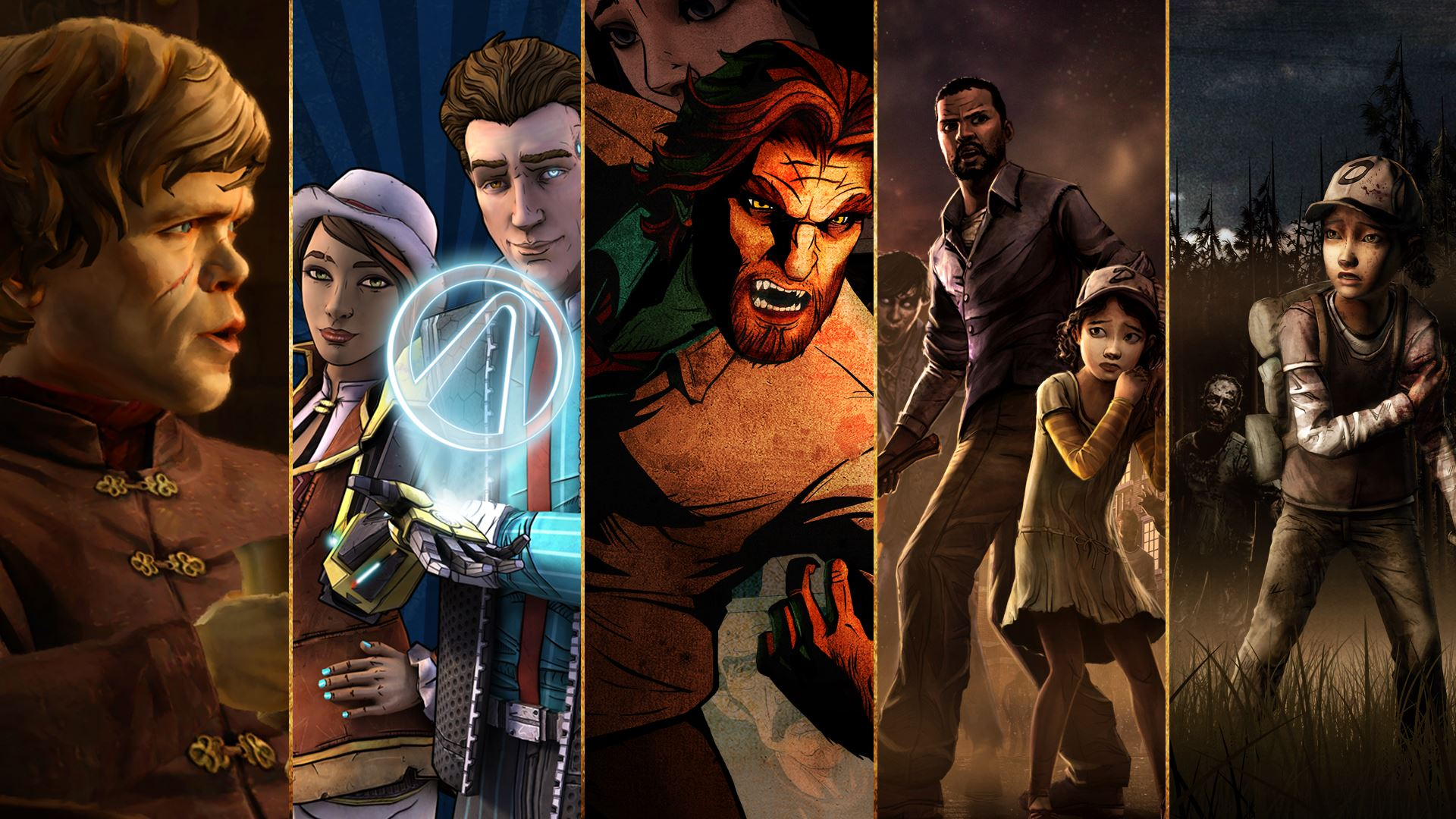 Game Achievements Telltale Games