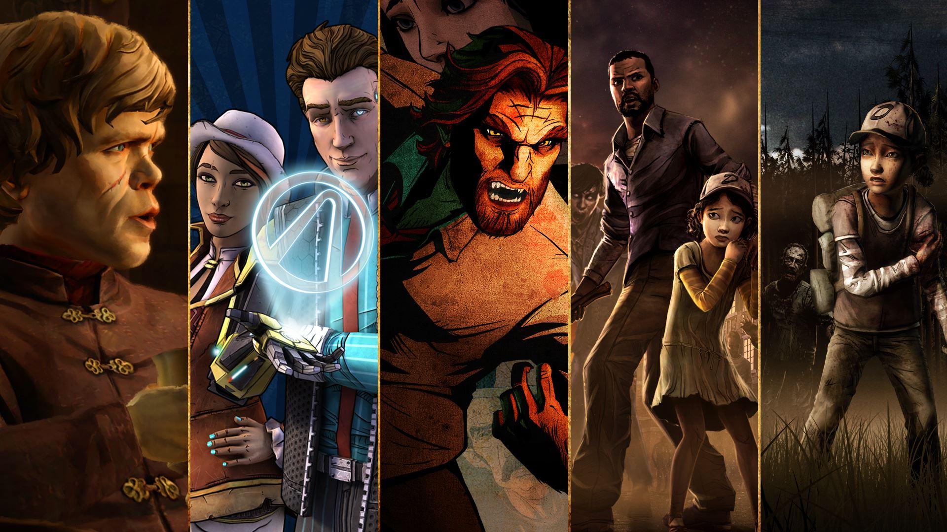 Game Achievements Telltale Games