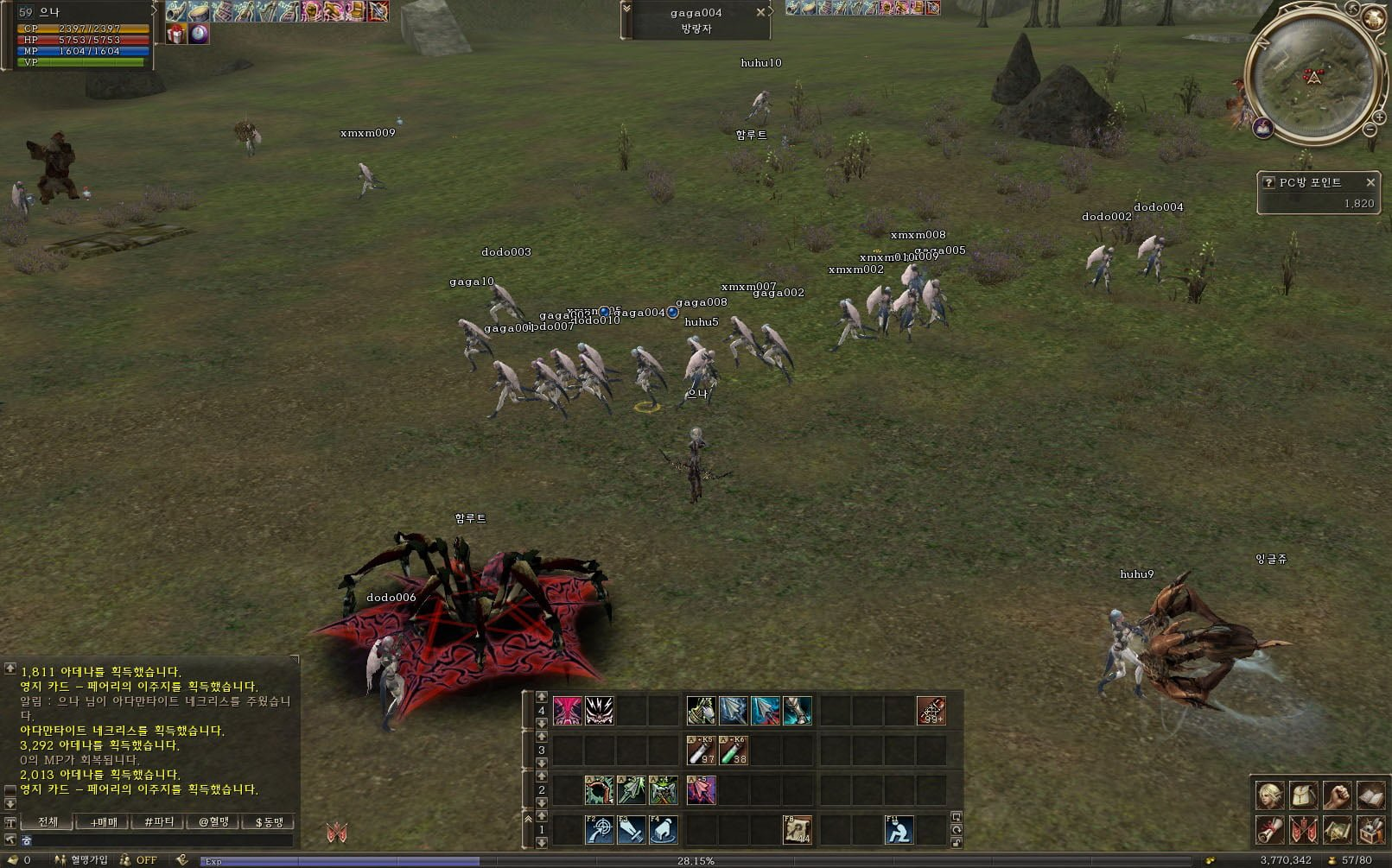 RMT Lineage II Bots
