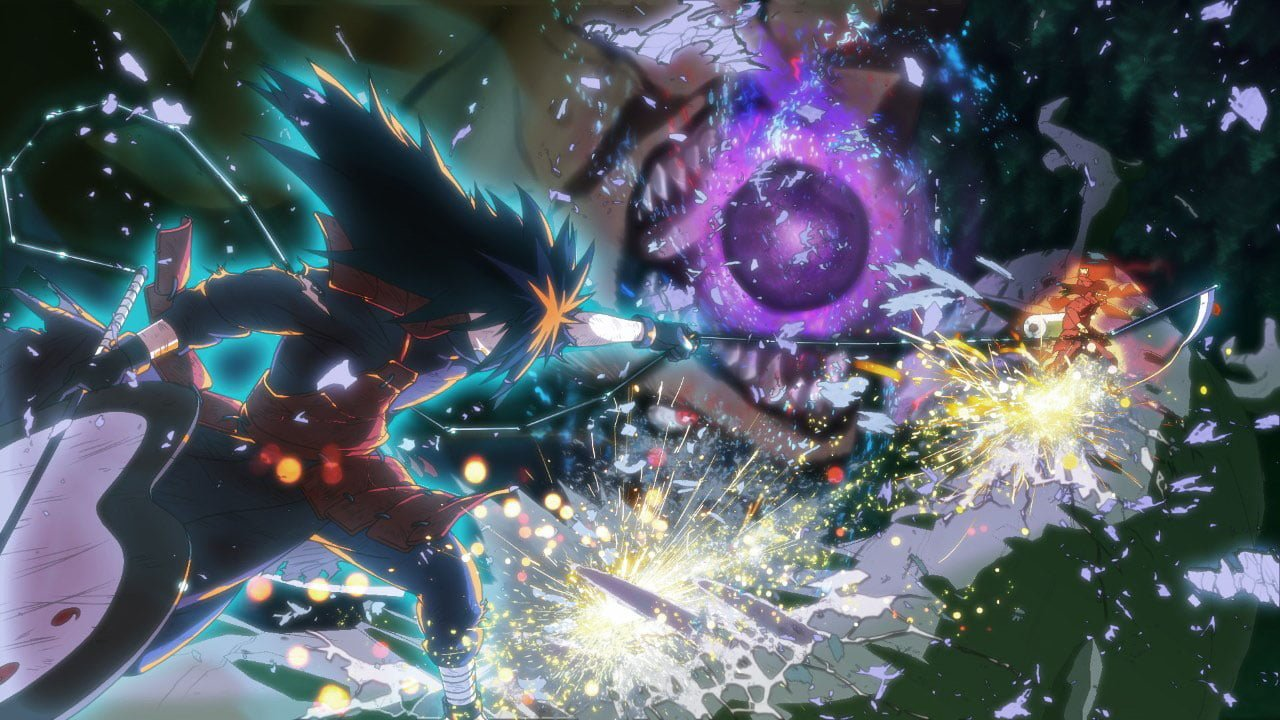 Naruto Shippuden: Ultimate Ninja Storm 4 Graphics
