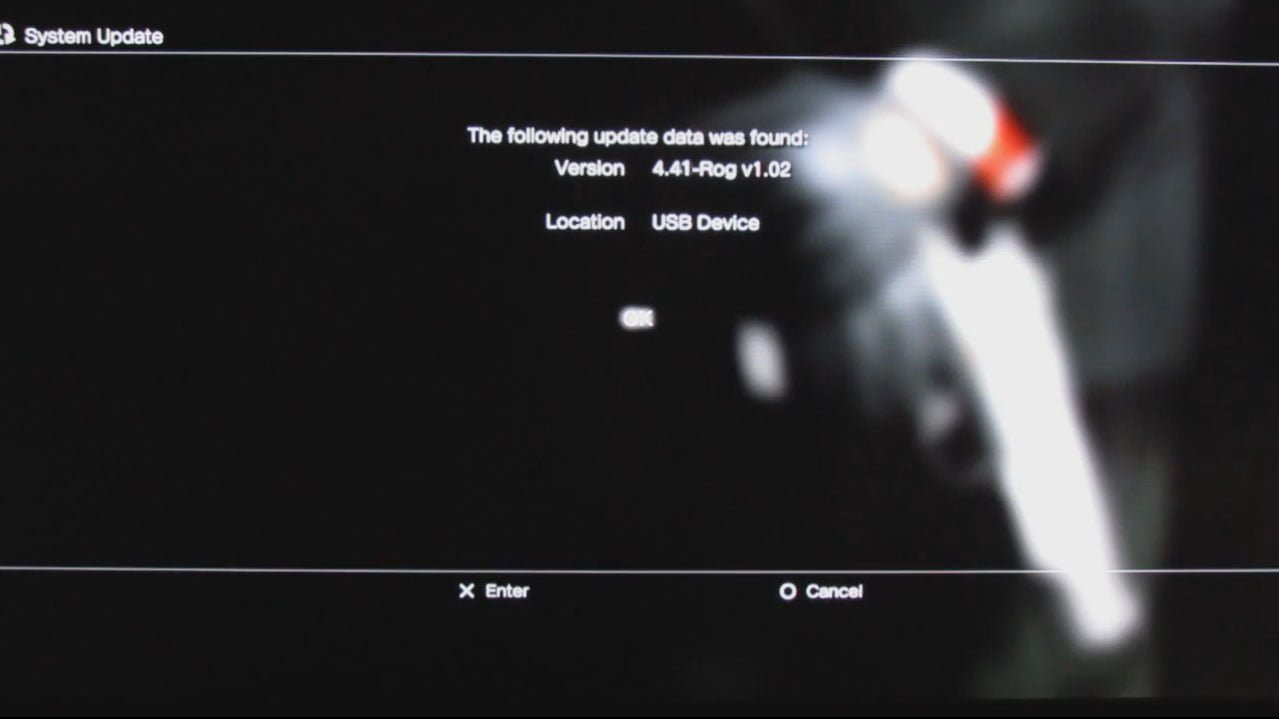 Playstation 3 Custom Firmware