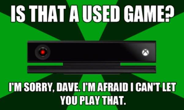 Xbox One E3 Fail
