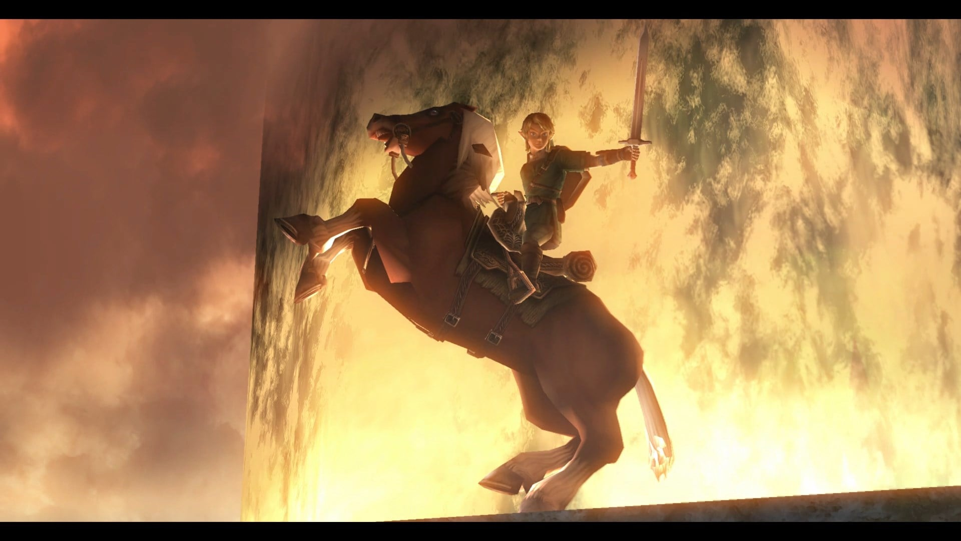The Legend of Zelda: Twilight Princess HD Epona